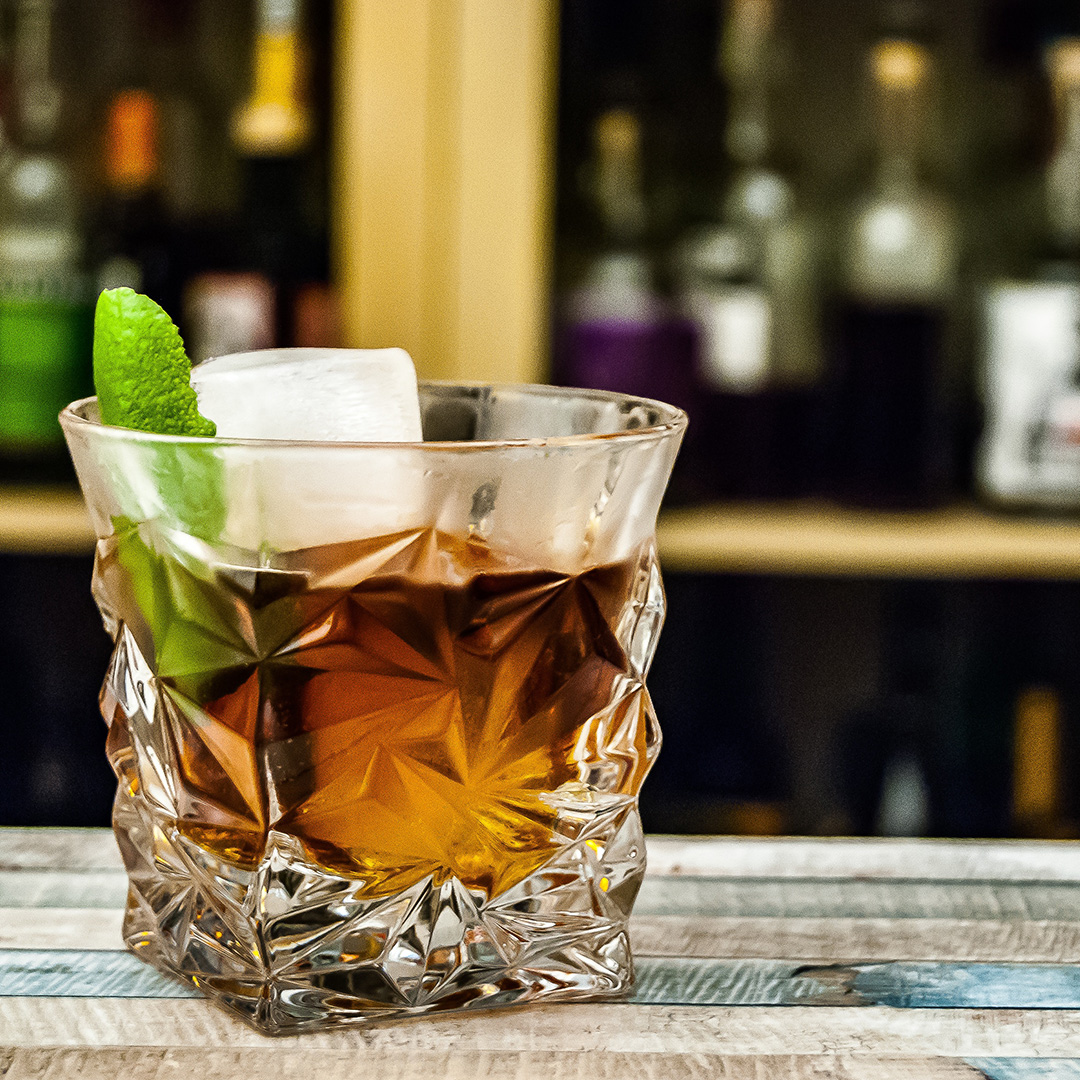 Gin Iced Tea Cocktail Recipe from Gompers Distillery
